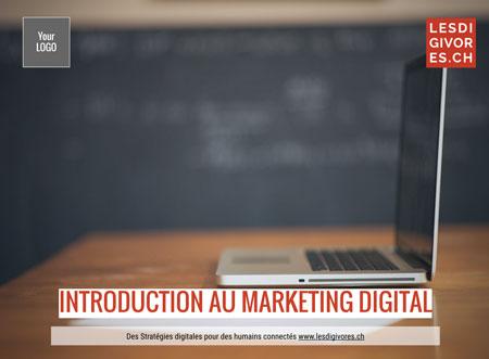 cours marketing digital pour entreprises et organisations