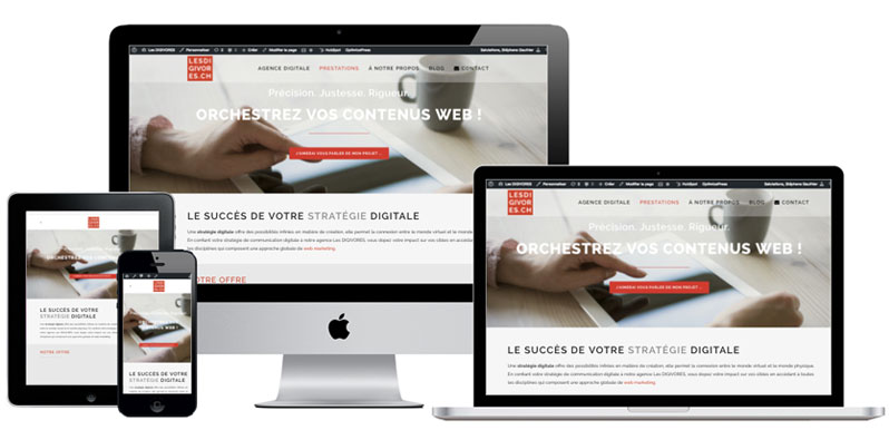 audit gratuit de site web et strategie digitale