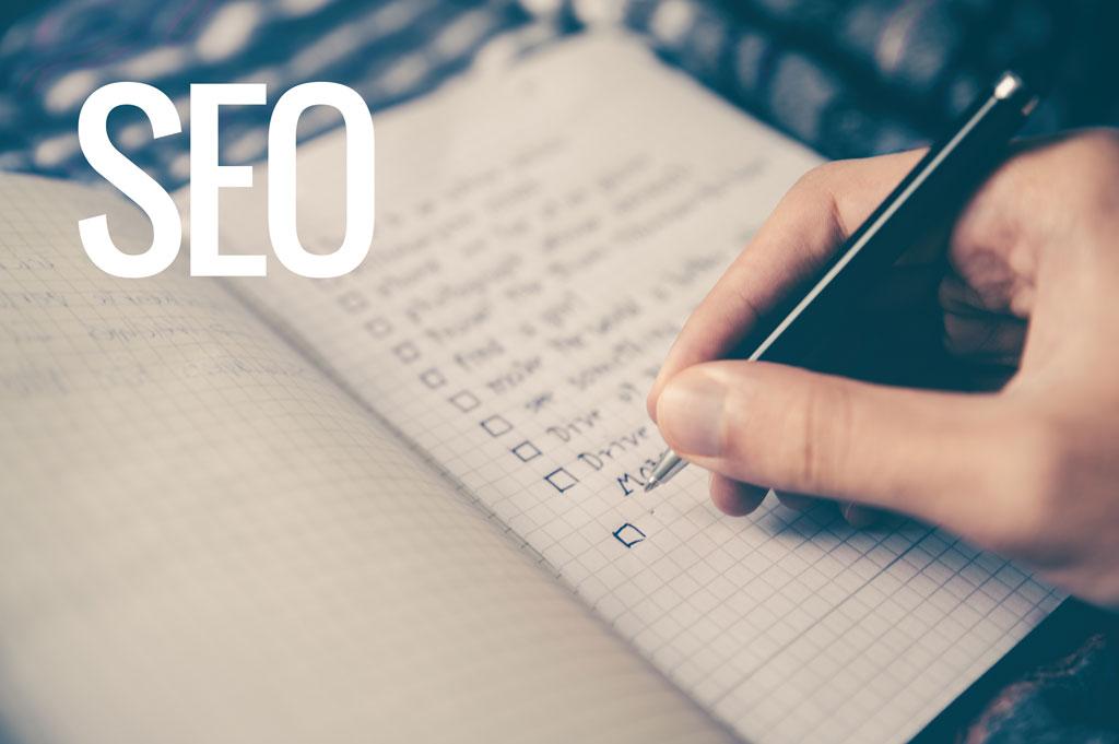La checklist SEO et référencement avant le lancement du site Internet