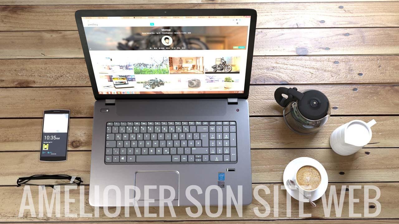 Comment améliorer son site web ?