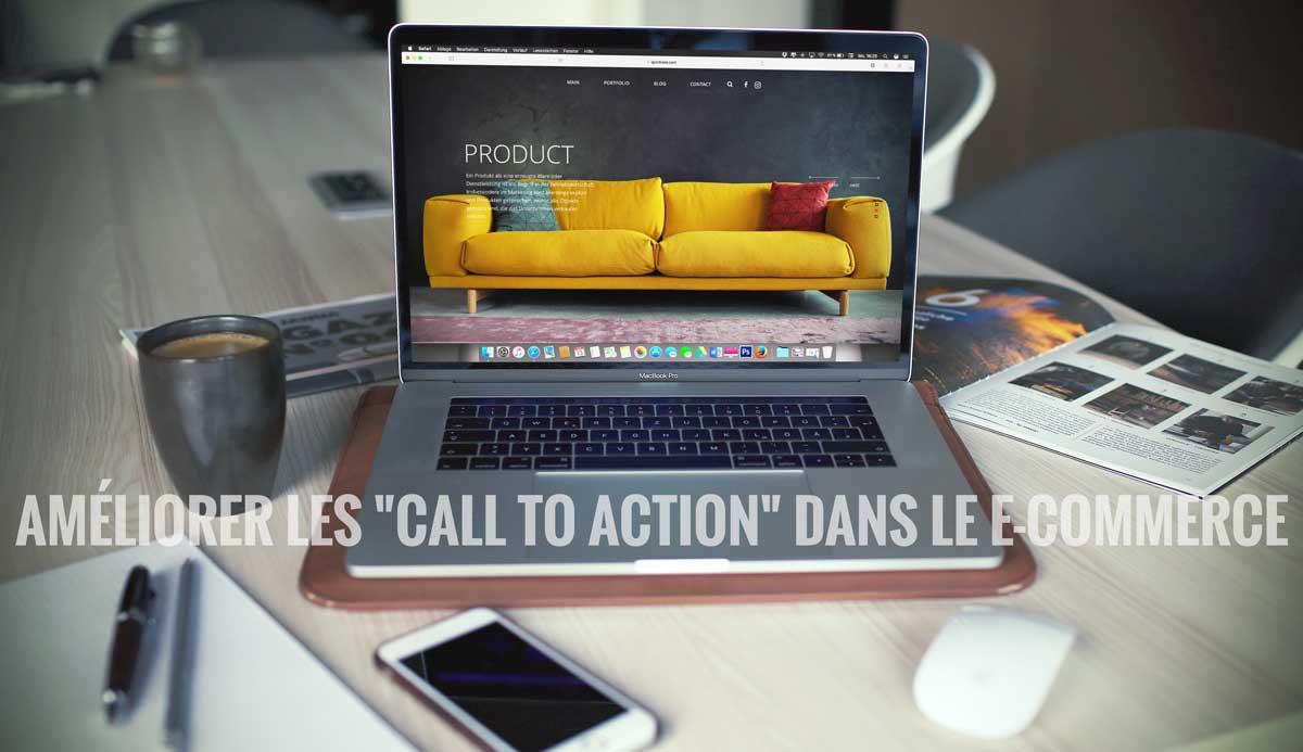 améliorer les call to action dans le e-commerce