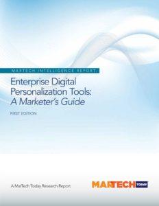 personnalisation marketing digital entreprise