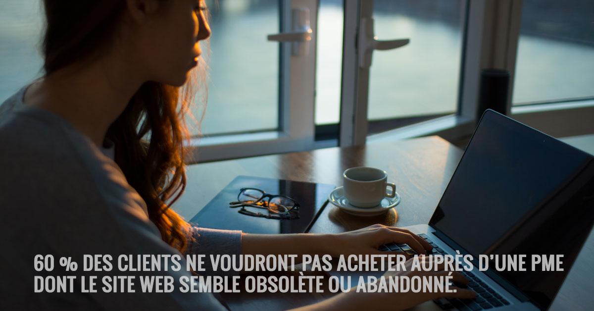 création site web pme suisse romande