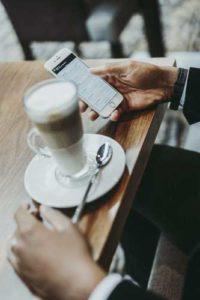 KPI trafic du site web sur mobile