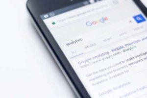 recherche organique google